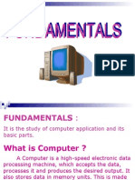 Computer fundamentals.odp