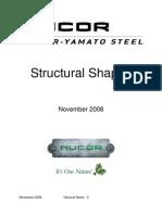 Nucor Yamato Steel Catalog 2008