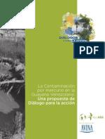 Informe sobre contaminación por mercurio en la Guayana Venezolana