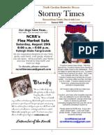 NCRR Summer 2009 Newsletter
