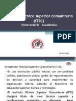 Presentación ITSC