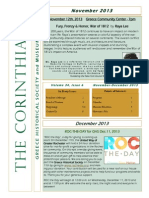 The Corinthian November/December 2013