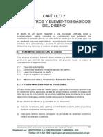 Capitulo2-ParametrosYElementosBasicosDelDiseño
