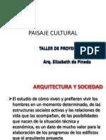 El Paisaje Cultural Alumnos