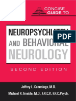 Neuropsychiatry and Behavioral Neurology