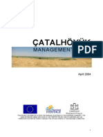 Çatalhöyük Site Management Plan