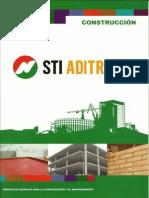 Nuevo Catálogo Construcción