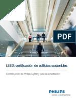 Folleto Philips LEED