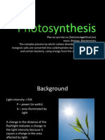 photosynthesis lab final.ppt