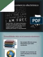Ética en el comercio electrónico