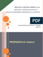 Powerpoint-Ponencia CONDITO-Congreso cátedra Unesco