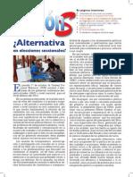 OPCION SOCIALISTA 44