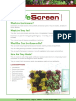 LiveScreen Product Guide - Living Walls on Wheels