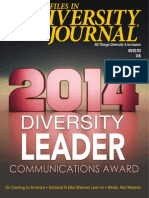 Diversity Journal - Nov/Dec 2013