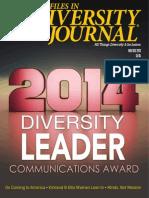 Diversity Journal - Nov/Dec 2013
