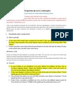 Palestras e Mensagens - 04.O Propósito da Lei é a Salvação! (NTLH) - Leandro Maia
