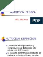 01. NUTRICION . Definición