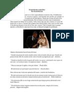 1 y 2 artículos de David Barceló sobre matrimonio