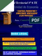 Control Previo