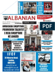 The Albanian in London 10th of November 2013