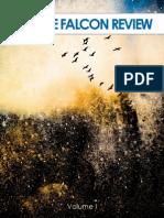 The Blue Falcon Review, Vol. 1