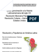 America Latina Contemporanea 4c2ba m A