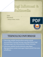 Teknologi Informasi &.ppt