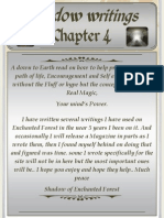 Shadow writings Chapter 4