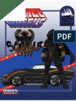Justice Wheels 01 - Black Scarab