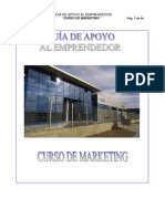 Curso de Marketing