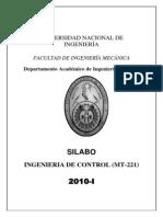 Syllabus MT221