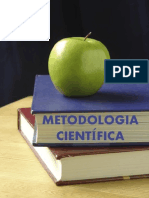 METODOLOGIA CIENTÍFICA - STBSM