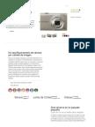 Cámara digital compacta COOLPIX S6200 Nikon