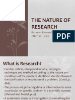 The Nature of Research.pptx
