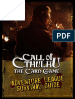 Adventure League Rules