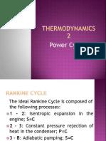 Thermodynamics 2 - Rankine Cycle.pptx