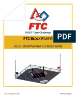 ftc-2013-2014 playing field build guide