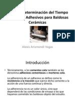 Clase 3 Tiempo Abierto. 2013-2