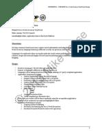 B2C Online Marketing Program