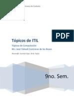 Fundamentos ITIL Apuntes Completos (Yahveh)