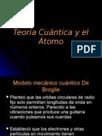 Teoría Cuántica y el Átomo Power point