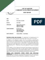 111313 Lakeport Planning Commission - Street abandonment