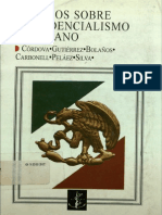 Ensayo Sobre Presidencialismo Mexicano
