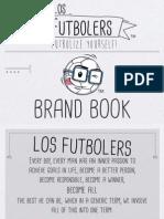 Los Futbolers Brand Book