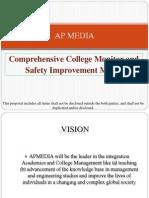 Comprehensive school management software