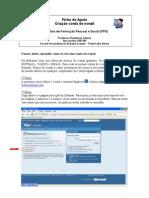 Como Criar Uma Conta E-mail
