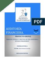 Primera Entrega Proyecto Grupal - Aditoria Financiera.- Carta de Compromiso