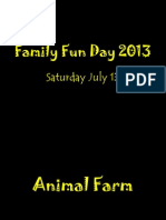 North Ryde Christian Church Family Fun Day video