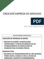 Proceso Empresarial en Servicios