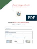 Laboratorio 1 - Electronica Avanzada